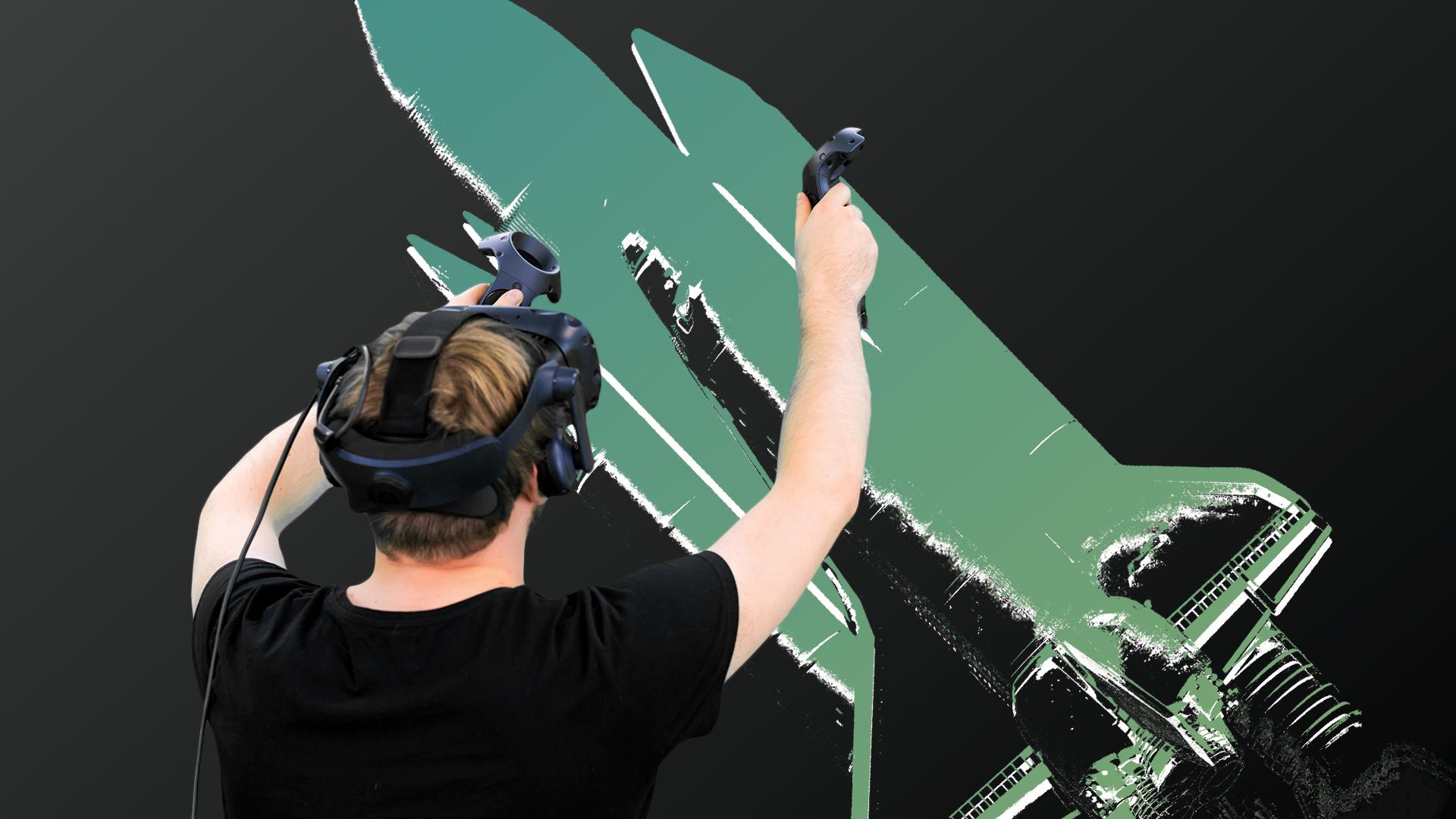 thumbnail rakieta kreatywne aplikacje VR